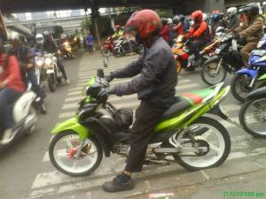 Foto diunduh dari Komunitas Pejalan Kaki KAKI